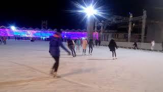 """Каток """"Лёд"""" Сокольники 2017-2018"""