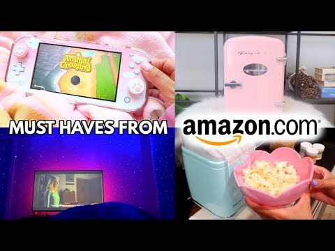 Amazon Must Have Products YOU NEED In 2020 | Galaxy Lights, Kitchen, Skincare, Etc