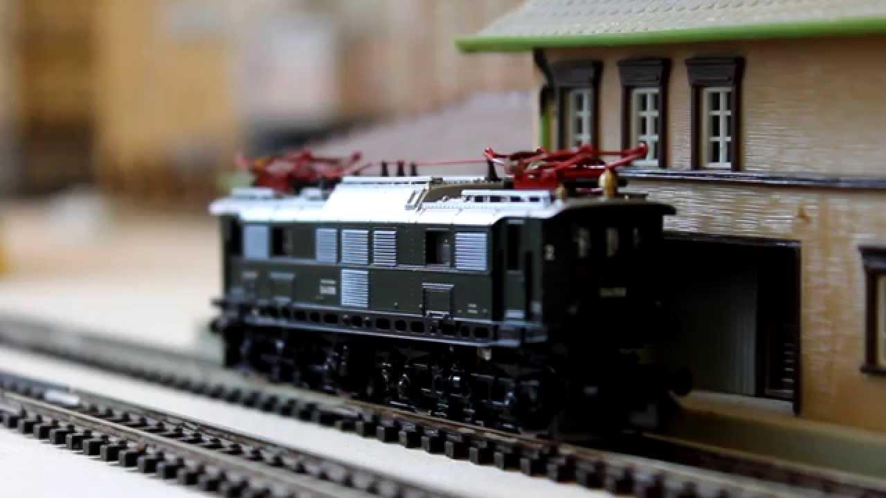 roco modelleisenbahn spur n