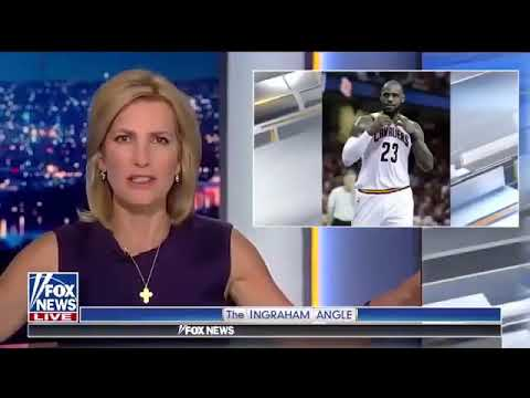 'Shut up and dribble' Laura Ingraham now says 'every American has ...