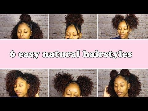 6 Natural Hairstyles For Short Medium Length Hair Frizzeecurlz