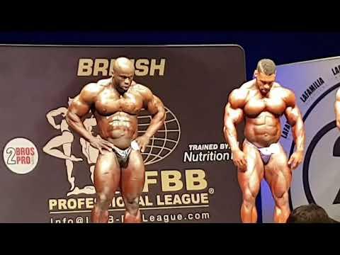 British Grand Prix Bodybuilding 2019 2brosPro