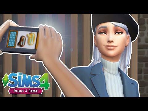 FUI RECONHECIDO NA RUA | The Sims 4 Rumo à Fama #19 thumbnail