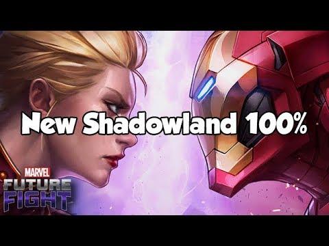 New Shadowland 100% - Marvel Future Fight