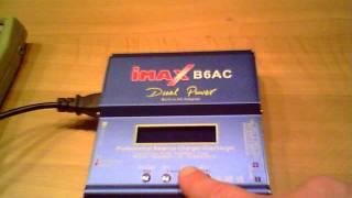 malfunctioning imax b6ac charger
