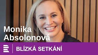 Monika Absolonová: Při operaci nosu jsem si vybrala všechna rizika