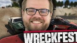 Der HEILIGE GEIST in Wreckfest