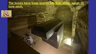 Alien Black Boxes Discovered Near Egypt's Pyramids of Giza!