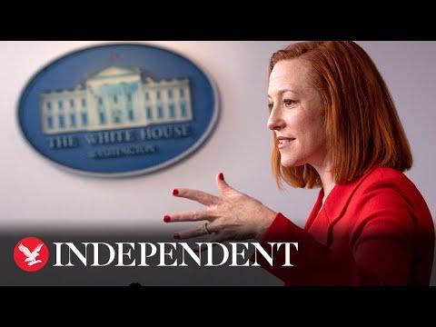 Kayleigh McEnany on Jen Psaki's remarks advising Biden to avoid ...