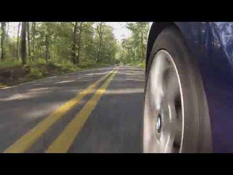 Testing My GoPro Hero 3 White Edition Mounted Behind The Wheel (1080p)