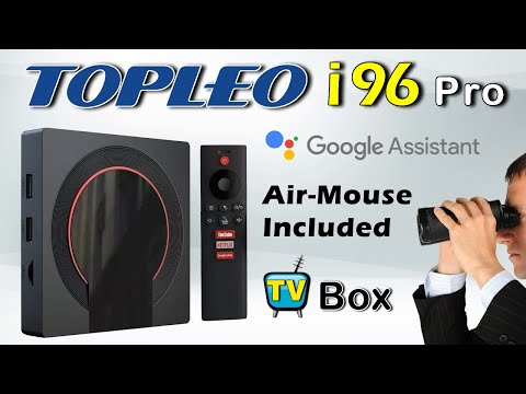 Hard To Find 2020 Topleo i96 Pro TV Box Withheld From Public
