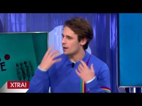 MARTIÑO RIVAS LO PASA REGULAR EN EL RODAJE DE LAS CHICAS DEL CABLE