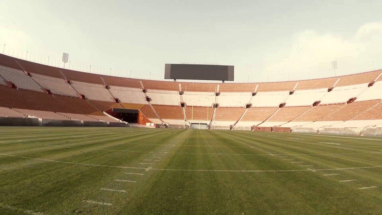 Download NRFL - LA Memorial Coliseum Interview