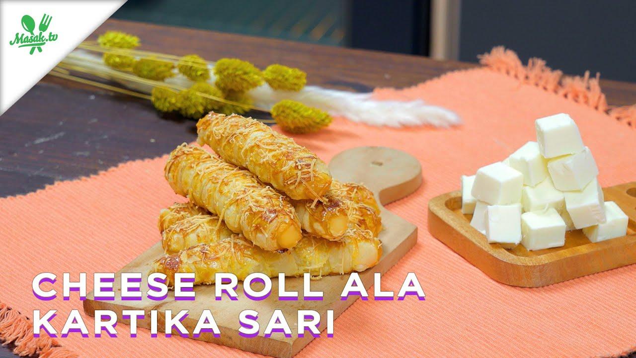 Resep Cheese Roll - ala Kartika Sari