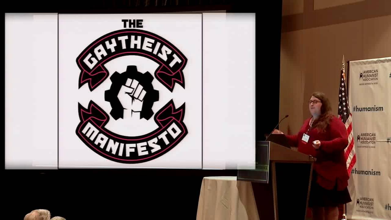 Gaytheism 101 (AHA Conference 2016)