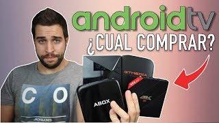 ¿Que Android TV Box comprar y por qué? | Xiaomi Mi Box, Nvidia Shield TV, Meecol M8S, Minix Neo