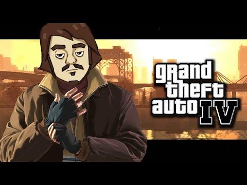 Мэддисон играет в Grand Theft Auto IV