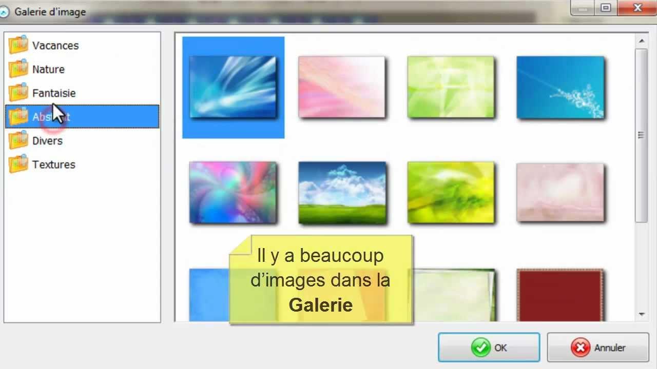 Populaire Comment réaliser un calendrier photo à imprimer - YouTube VF14