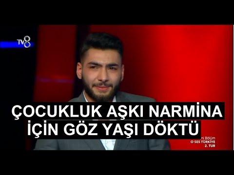 Azerbaycanlı Ozan Ahmedov - Duyanlara duymayanlara | 2 tur O Ses Türkiye 14 ocak 2018