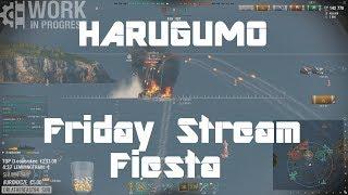 Highlight: Harugumo [WiP] - Friday Stream Fiesta