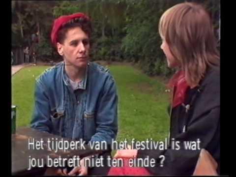 Jim Kerr interview Pinkpop 1983