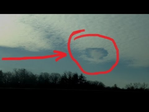 HAARP Evidence Caught On Tape