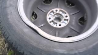 Восстановление литых дисков(, 2015-07-11T14:55:51.000Z)