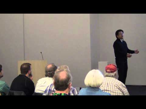 Electric Auto Silicon Valley March 2013 Meeting: PG&E - Ulric Kwan