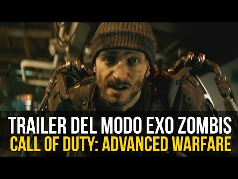Call of Duty Advanced Warfare: Trailer Exo Zombis - Cooperativo