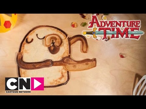 Adventure Time  Bacon Pancakes Remix: 1 Hour Version  Cartoon Network Africa