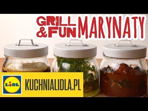 Jak Zrobic Marynaty Na Grilla Przepisy Kuchni Lidla Youtube