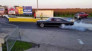 10 Second Turbo LS 1968 Impala