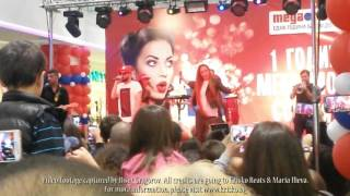 Krisko ft. Maria Ilieva - Vidimo Dovolni | Live @ Mega Mall Sofia, Lulin
