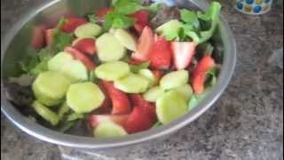 Veda Day 20: Poppy Seed Salad Dressing