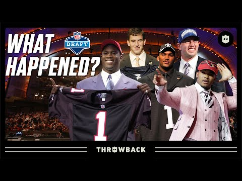 What Happened to EVERY #1 Overall Pick Since 2000?