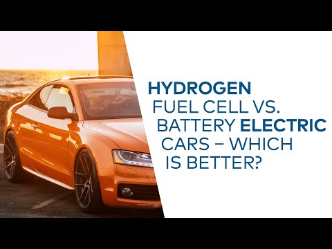 Hydrogen Fuel Cell Vs. Battery Electric Cars – Which Is Better?