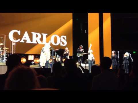 Stevie Nicks Band Intros - Columbia, SC 11/12/16