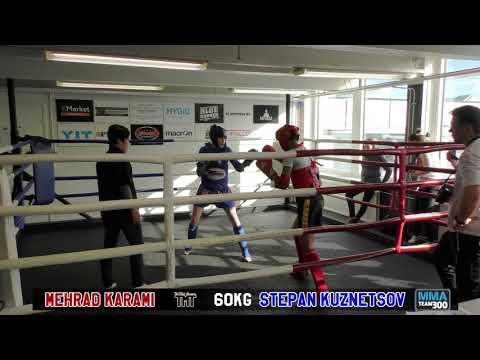 Mehrad Karami, TMT Vs Stepan Kuznetsov, MMA Team 300