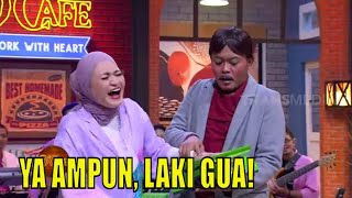 Download lagu Nathalie Holscher Gak Kuat Nahan Ketawa Lihat Penampilan Sule  | D'CAFE (06/04/21) Part 3