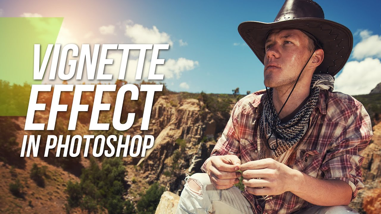 Photoshop Vignette Effects ~ Actions on Creative Market  Vignette Effect Photoshop