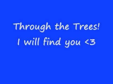 Low Shoulder Through the Trees lyrics