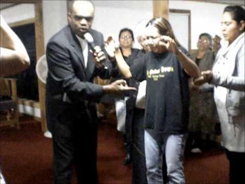 Evangelista Carlos Pascual Sanidad y Milagros/Mujer liberada