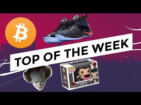Top of the Week Episode 001