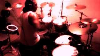 Adele/Skrillex-Set Fire To The Rain (Dubstep Remix) Drum Cover