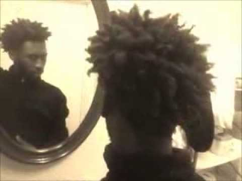 Afro Twist For Men