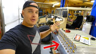 Will My Electric Hummer Motor Spin? - DANGER HIGH VOLTAGE