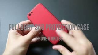 full body 360 case iphone 6 und 6s
