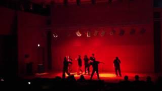 大阪商業大学ダンスサークル「GIGGY DWAGG 」主催ショーケースイベント.