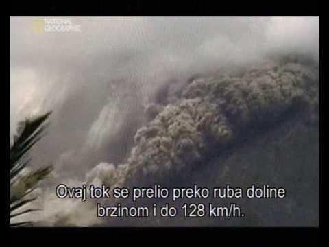 Soufriere Hills eruption