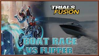 Boat Race Vs Flipper